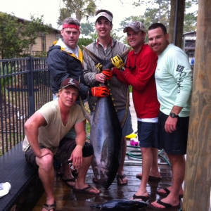 Big Bend Tuna