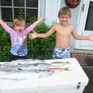 Happy Anglers