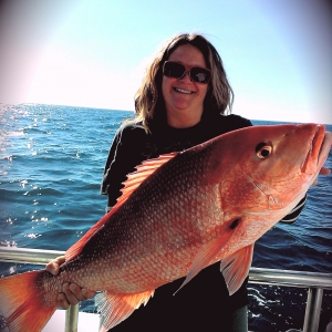 Frances\' Red Snapper