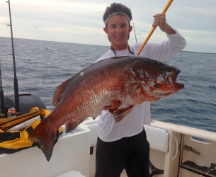 Bahamas Bottom Fishing