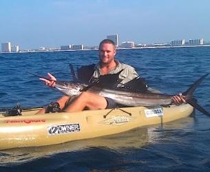 Panhandle Kayak Sailfish
