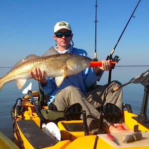 River Redfish