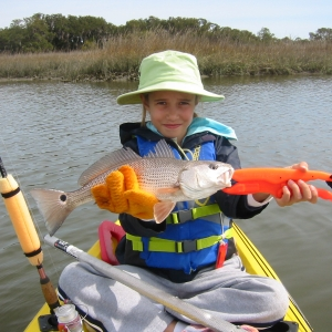 Jessica\'s Redfish