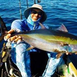Tuna on the Jig
