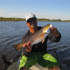 redfish Success