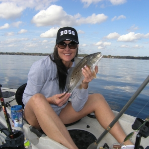 The Boss\'s Redfish