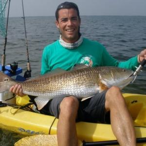 Oversize Redfish