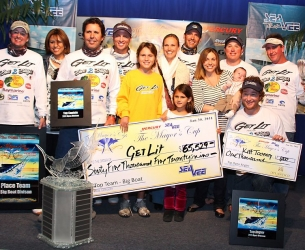 2011 Mayor's Cup Sailfish Tournament