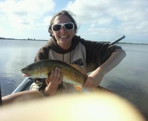 Space Coast Redfish #2