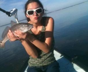 Space Coast Redfish #4