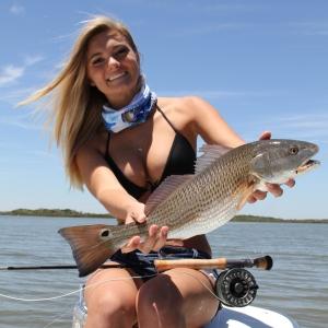 Savannah\'s Fly Redfish