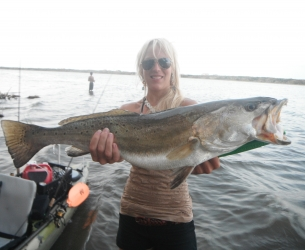 Kate\'s Seatrout